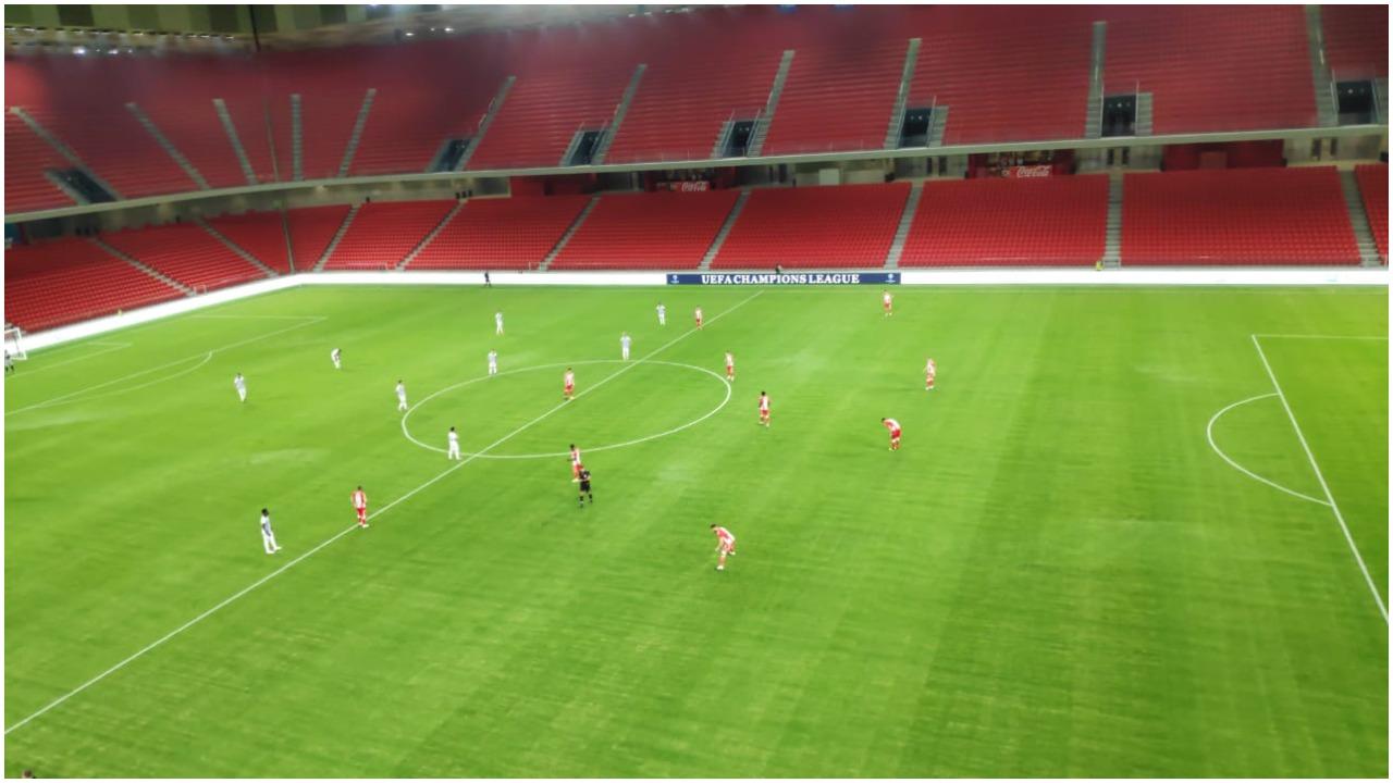 Ndiqeni KËTU drejtpërdrejt ndeshjen mes Tiranës dhe Crvena Zvezda