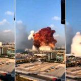"""VIDEO/ """"Beiruti u godit nga një raketë"""": Videoja po shpërndahet masivisht në rrjetet sociale"""