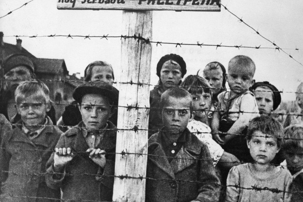 2 gushti, Dita e Holokaustit ndaj romëve
