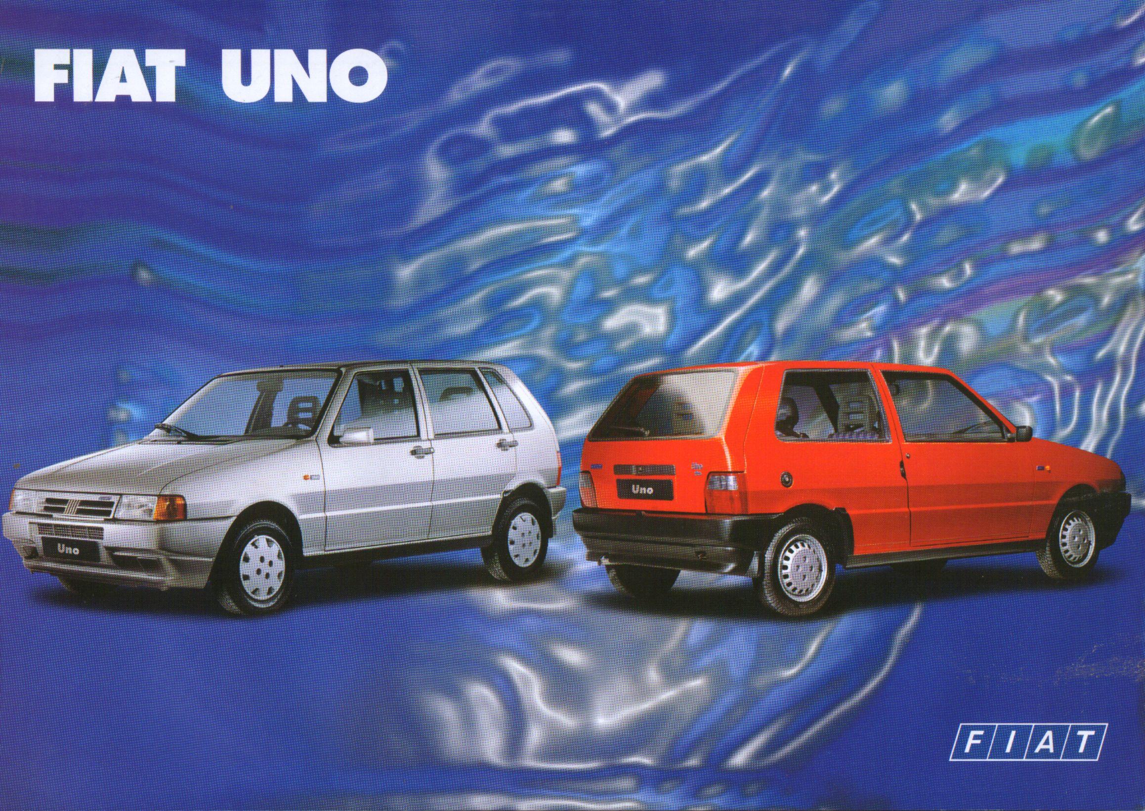"""Fiat Uno i 96-ës me 900 kilometra, sa shitet kjo makinë """"nostalgjike"""""""