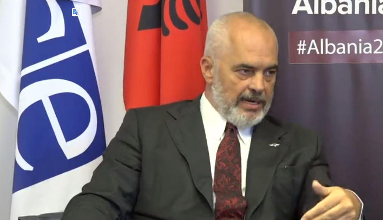 Rama nga Vjena: S'ka marrëveshje sekrete për detin me Greqinë, po spekulohet
