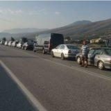 Rëndohet situata në Kakavijë, radha e makinave shkon mbi 20 kilometër