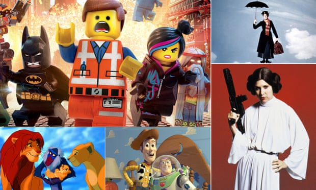 50 filma që fëmijët tuaj mund të shohin gjatë verës