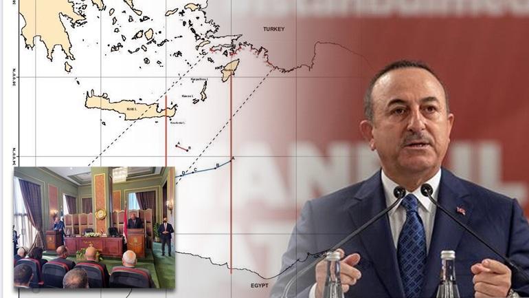 """Turqia reagon me tërbim pasi Greqia dhe Egjipti """"ndanë"""" Mesdheun mes tyre"""