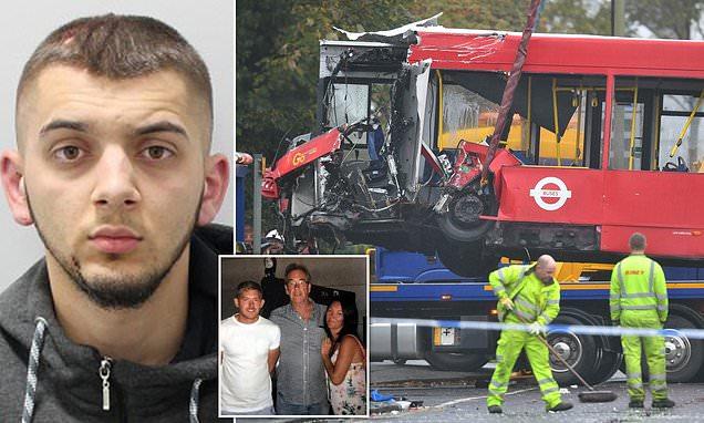 Përplasi dy autobusë, humbi jetën shoferi u plagosën 14 të tjerë, kush është shqiptari i dënuar në Britani