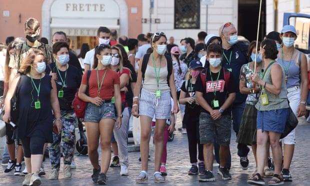 Italia regjistron numrin më të lartë të rasteve ditore me Covid-19 që nga maji