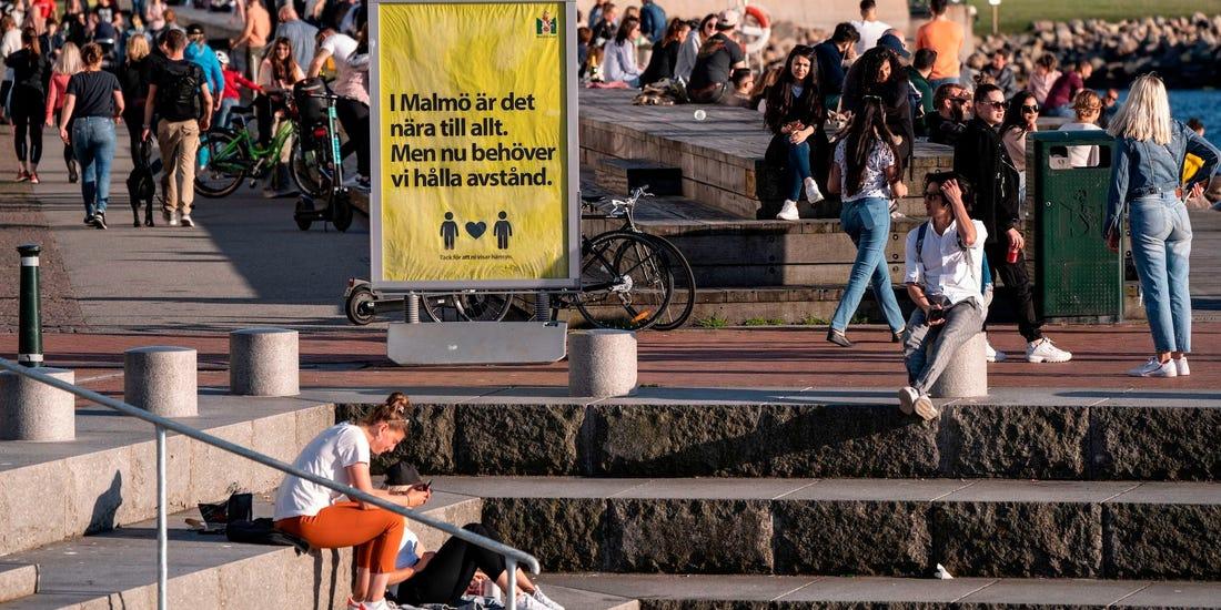 Pandemia, Suedia regjistron numrin më të lartë të vdekjeve në 150 vite