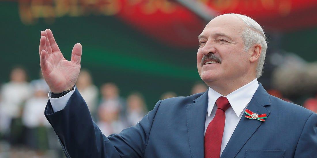 Grupet kryesore politike të PE nuk e njohin Lukashenkon si president të Bjellorusisë