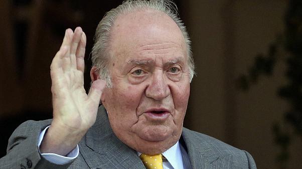 Ish-mbreti i Spanjës largohet nga vendi