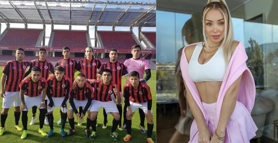 """Ndodh edhe kështu, modelja e """"Playboy"""" blen aksionet e klubit kilian"""