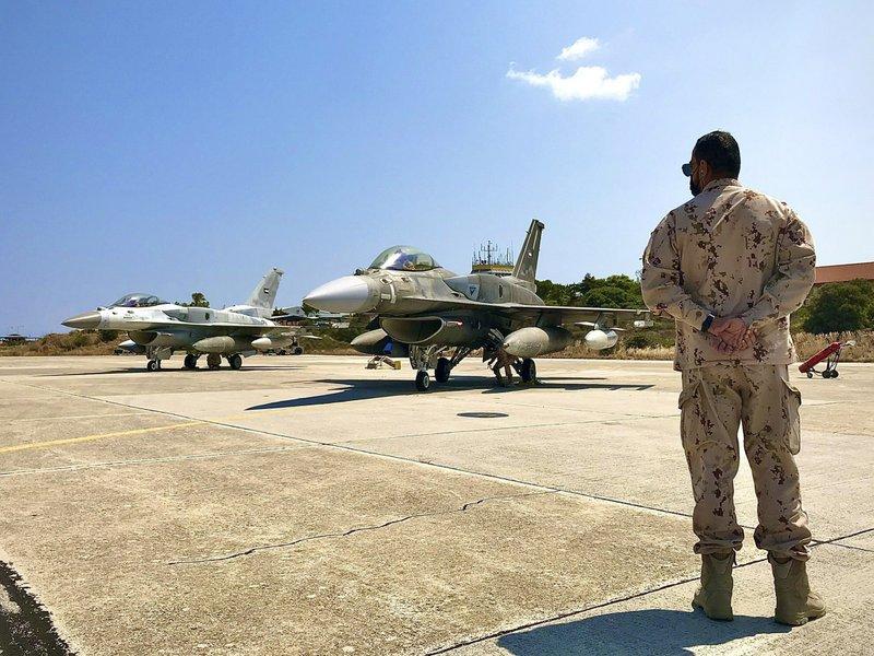 Tensionet me Turqinë, Greqia nis trajnime të tjera me Emiratet e Bashkuara Arabe