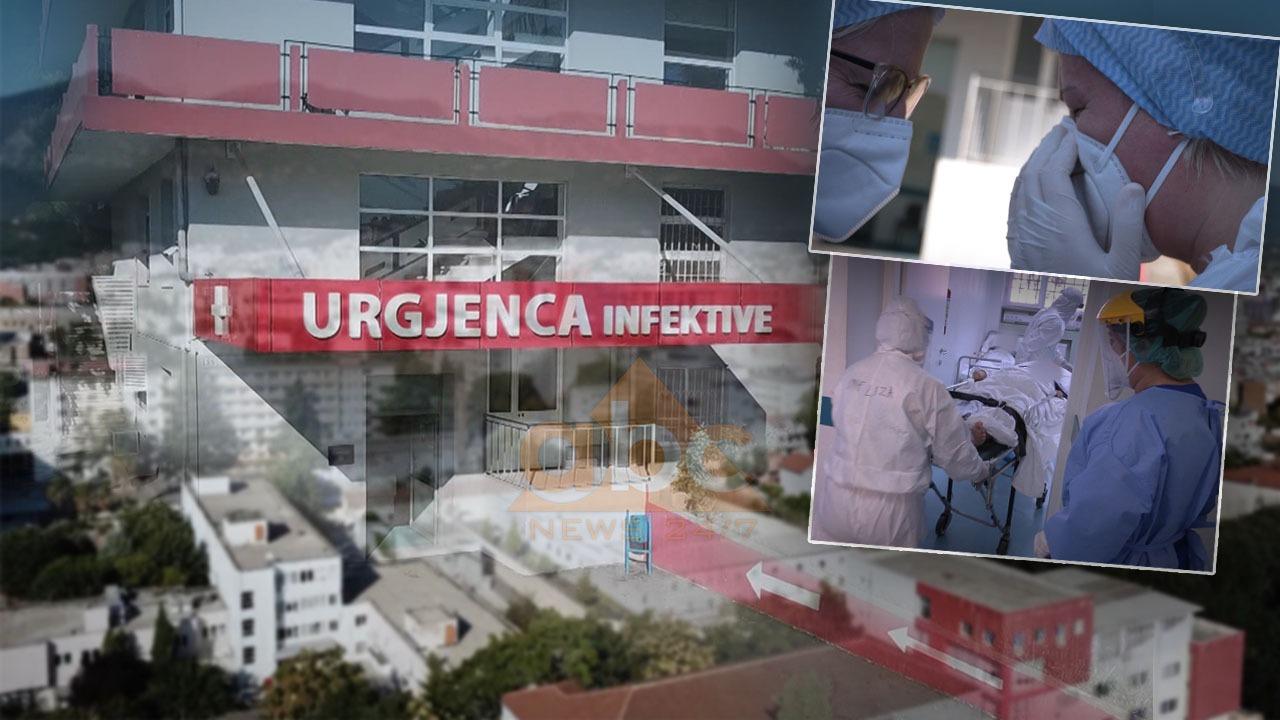 """""""Pa Frymë"""", pamjet pa montazh dhe dëshmitë ekskluzive nga Spitali Infektiv"""