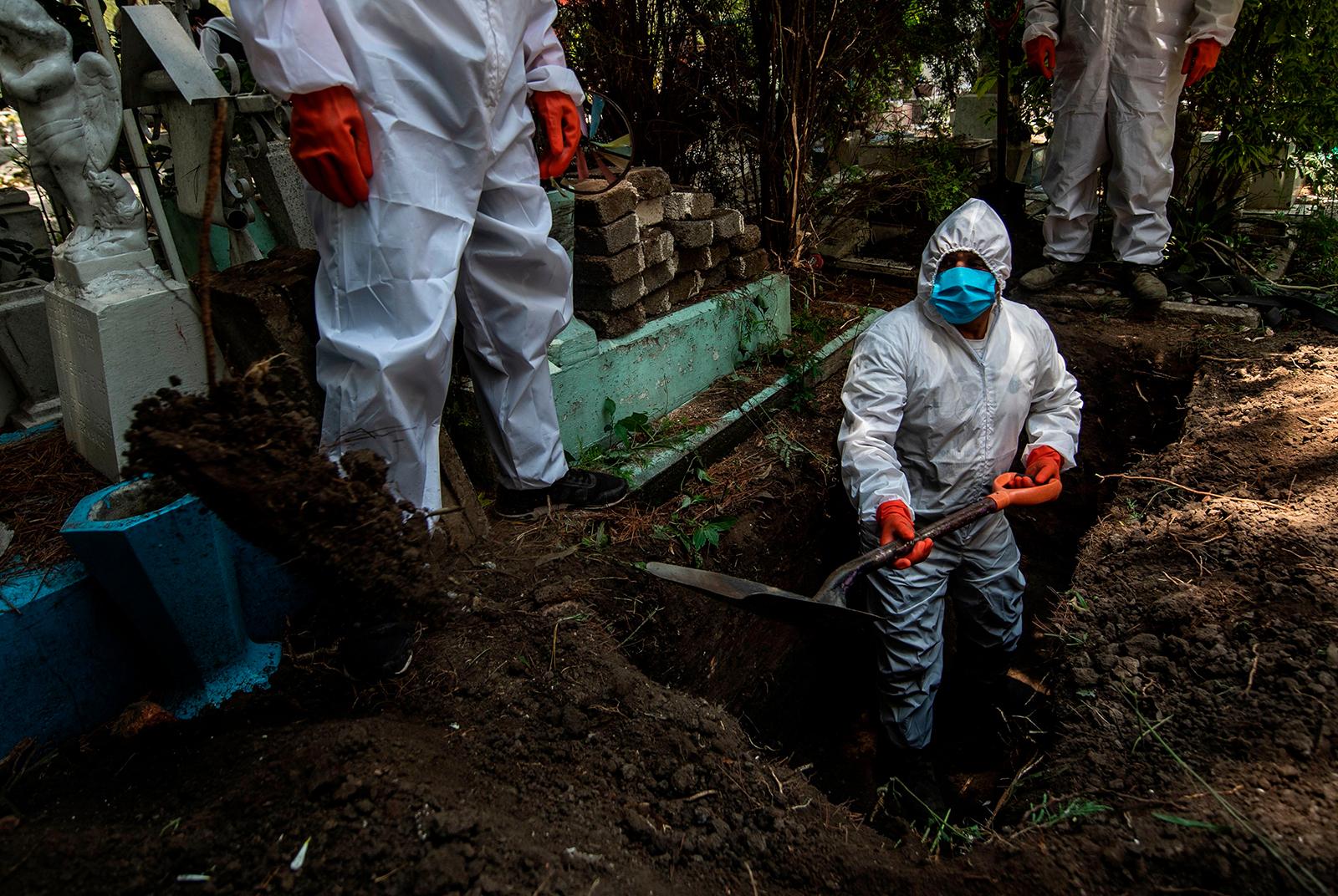 Mbi 1,300 personel shëndetësor kanë humbur jetën nga Covid-19 në Meksikë