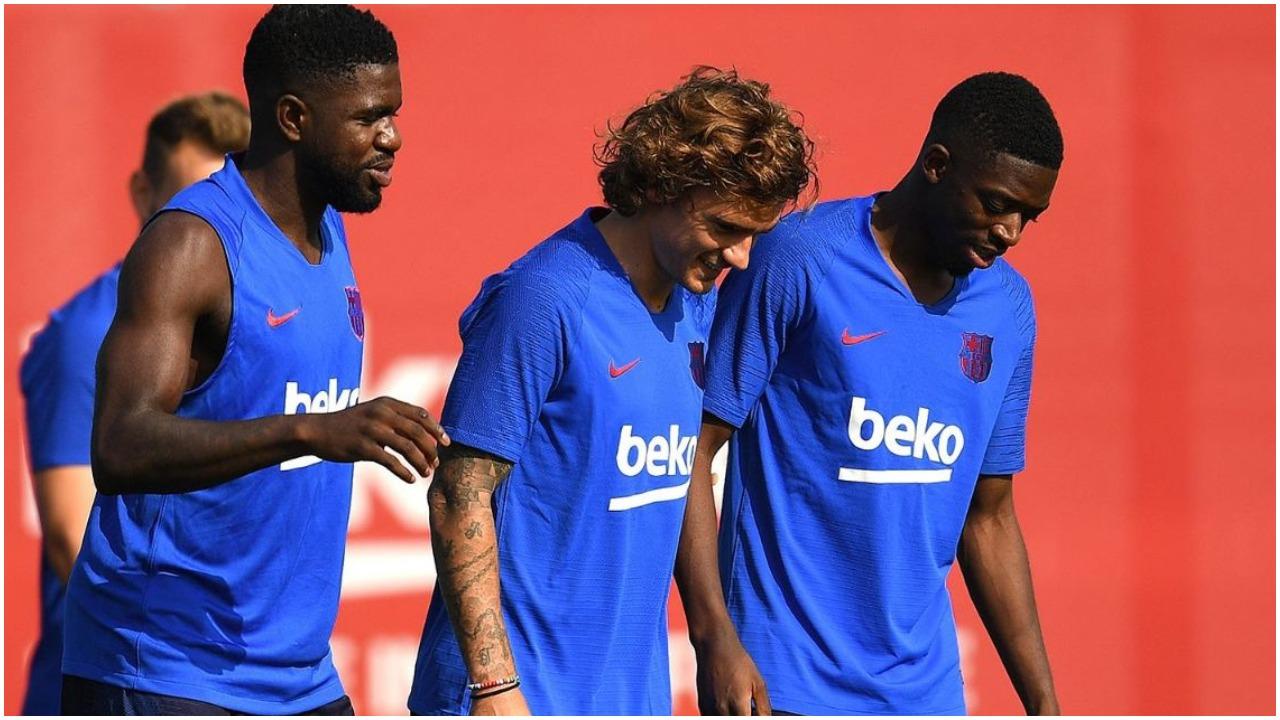 Një kampion bote pozitiv, Barcelona tronditet pak minuta para sfidës në Champions