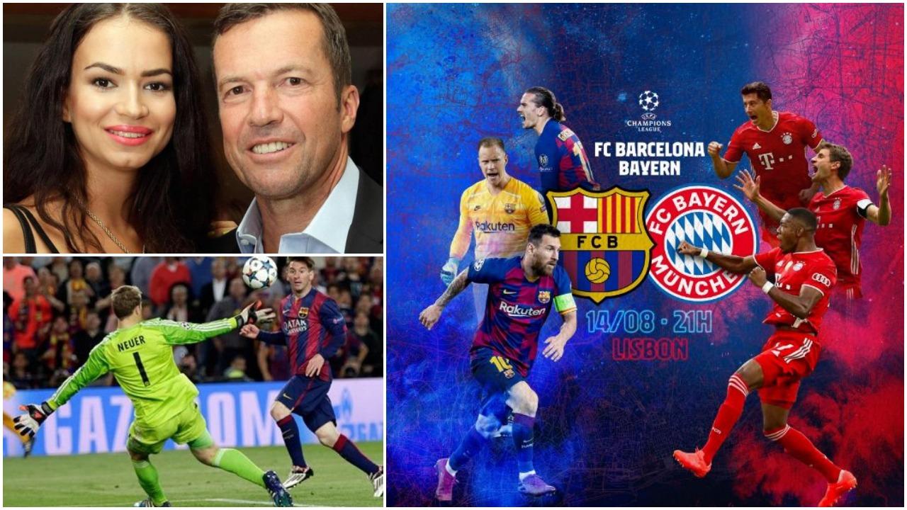 """""""Barcelona në gjysmëfinale? Kualifikohet vetëm nëse Bayerni e bën baltë me gafa"""""""