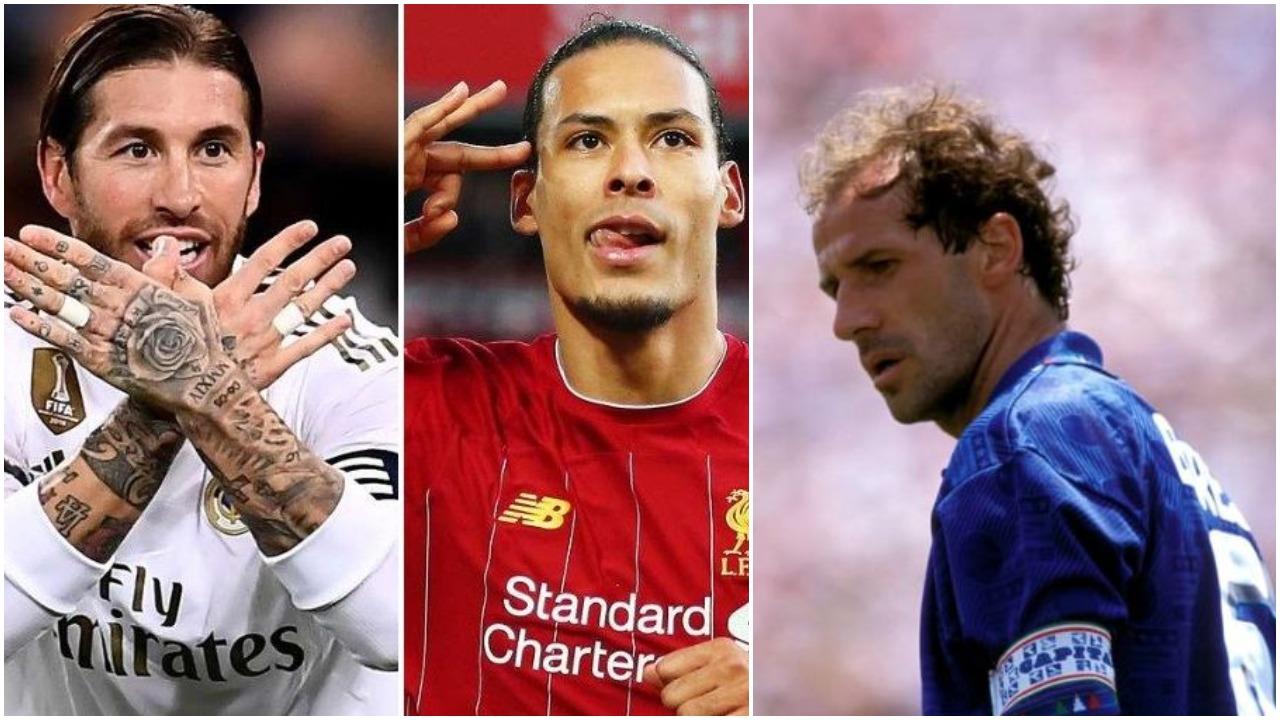 Legjenda zgjedh më të mirët, Baresi: Askush si Sergio Ramos dhe Van Dijk