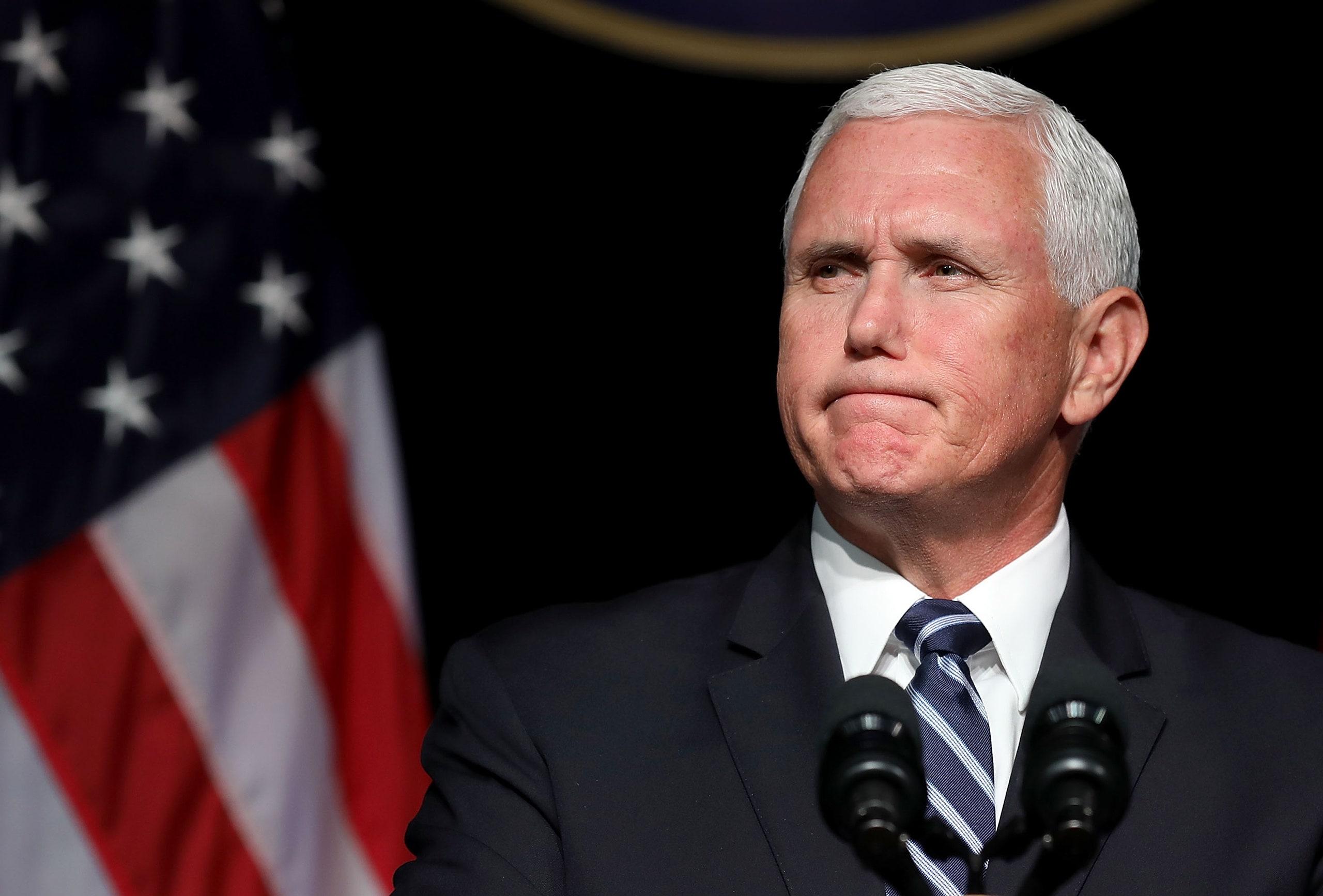 Forcat policore në trazirat racore në SHBA, nënpresidenti Pence sulmon demokratin Biden