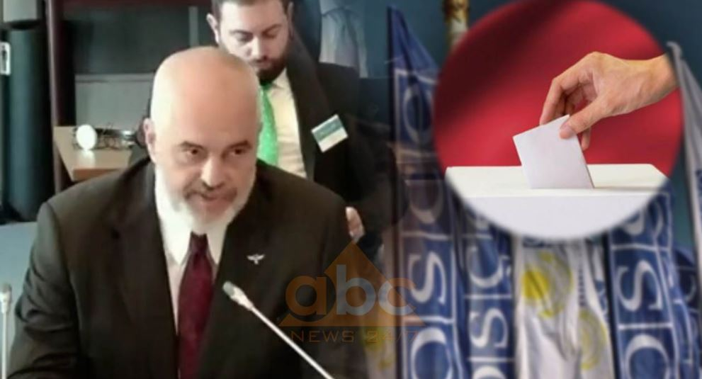 Rama from Vienna: Belarus should reduce tensions and establish dialogue