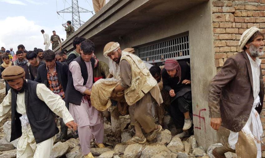 Përmbytjet në Afganistan, humbin jetën 70 persona