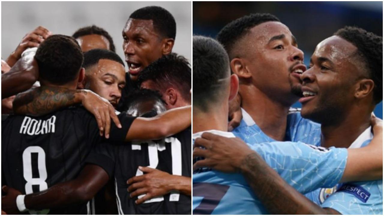 """VIDEO/ Juves s'i mjafton super CR7, Lyon e """"lë thatë"""". Varane eliminon Real Madrid"""