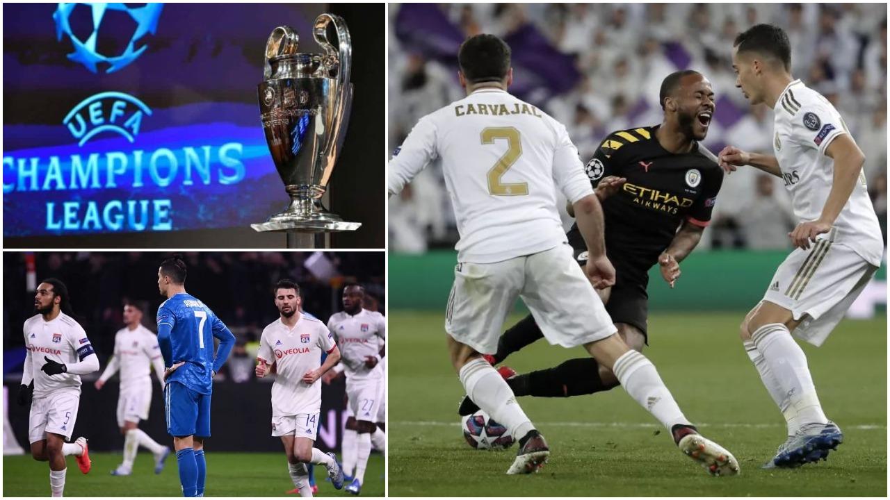 """Formacionet/ Juve-Lyon dhe City-Real Madrid, trajnerët zgjedhin """"luftëtarët"""""""