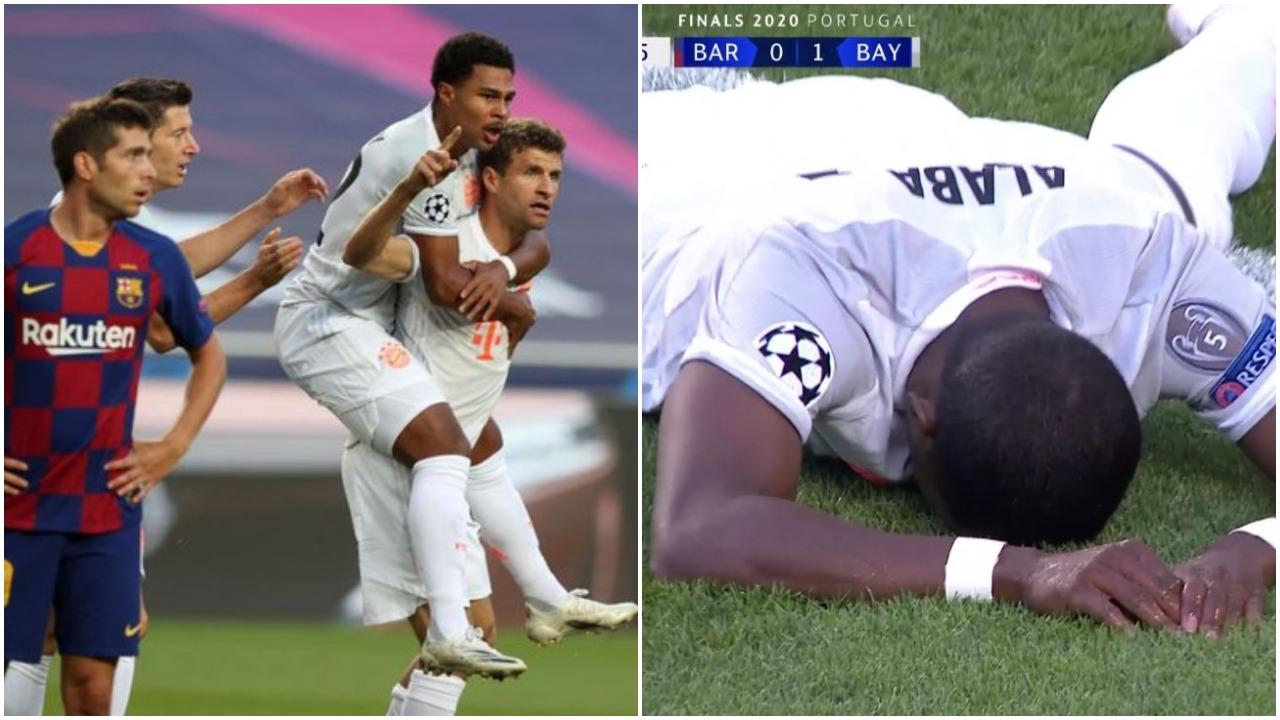 VIDEO/ Çmenduri në Champions, dy gola për tre minuta