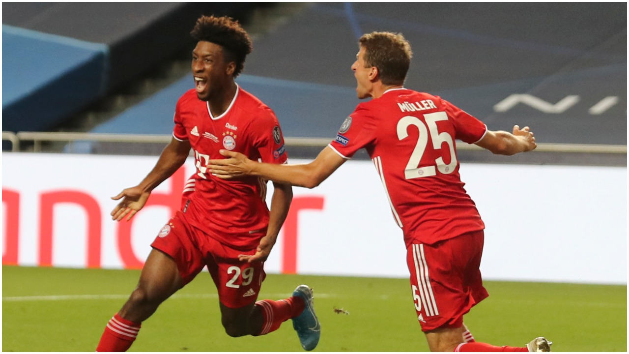 Bayern Munich i ofron rinovimin, Kingsley Coman refuzon direkt