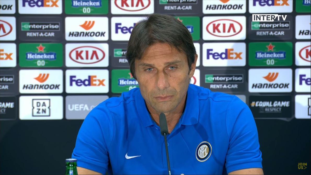 """Conte: Vidal """"xhol"""", kënaqësi të jetë i Interit. Duam të konfirmohemi në Europë"""