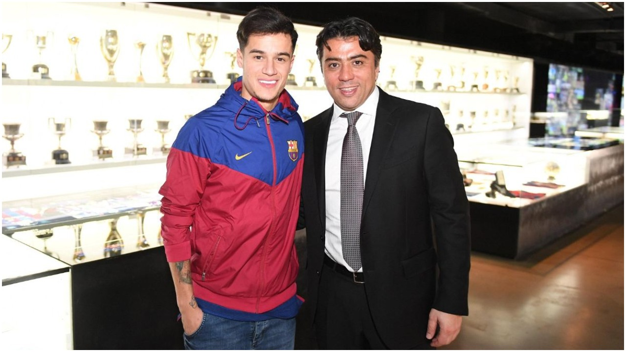 Premier dëshira e madhe dhe qëndrimi te Barça, agjenti i Coutinho flet hapur