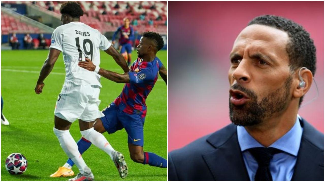 """""""Do zhdukesha një vit nga Instagrami"""", Ferdinand tallet me mbrojtësin e Barçës"""