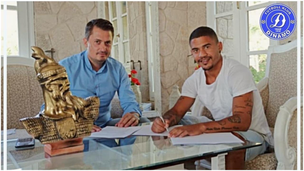Zyrtare/ Dinamo vazhdon punën në merkato, firmos me fantazistin brazilian