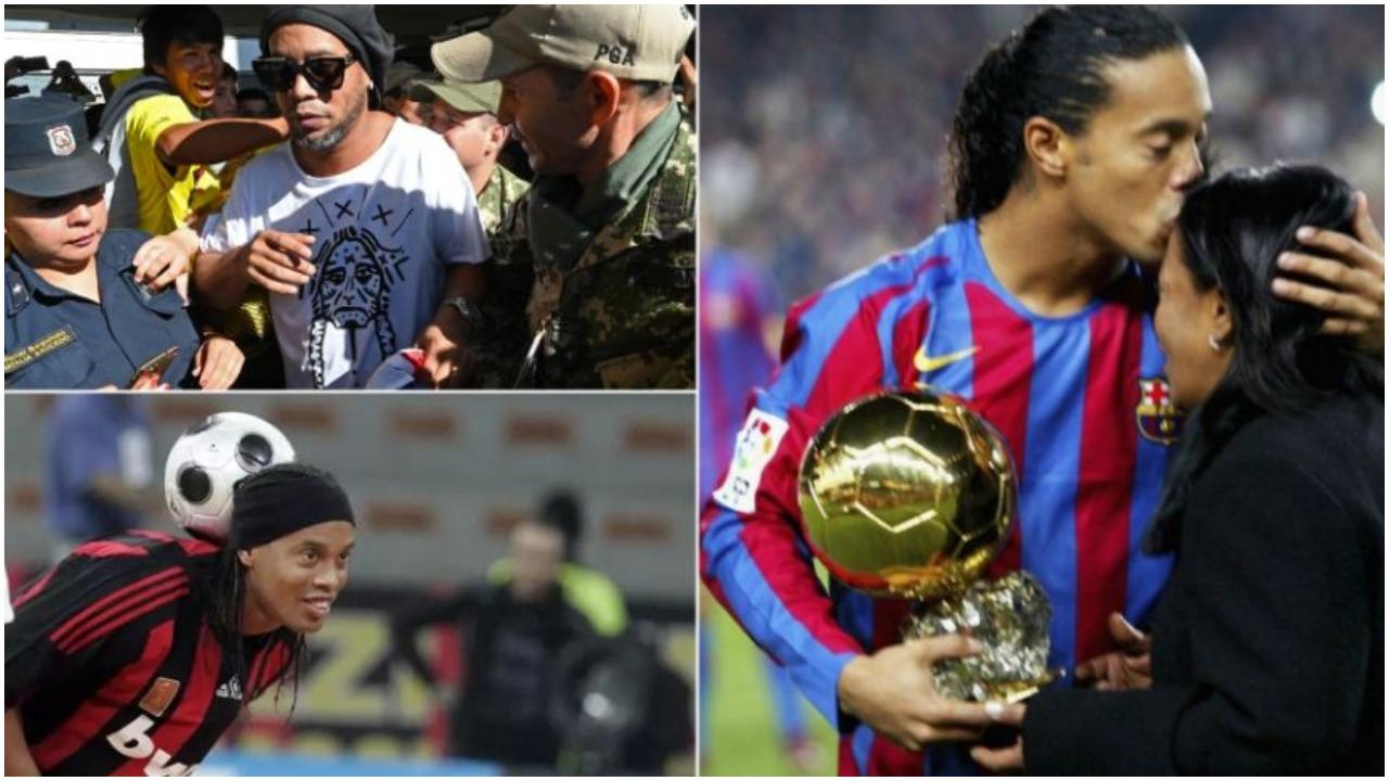 Pandemia prek edhe Ronaldinhon, ylli brazilian rezulton pozitiv