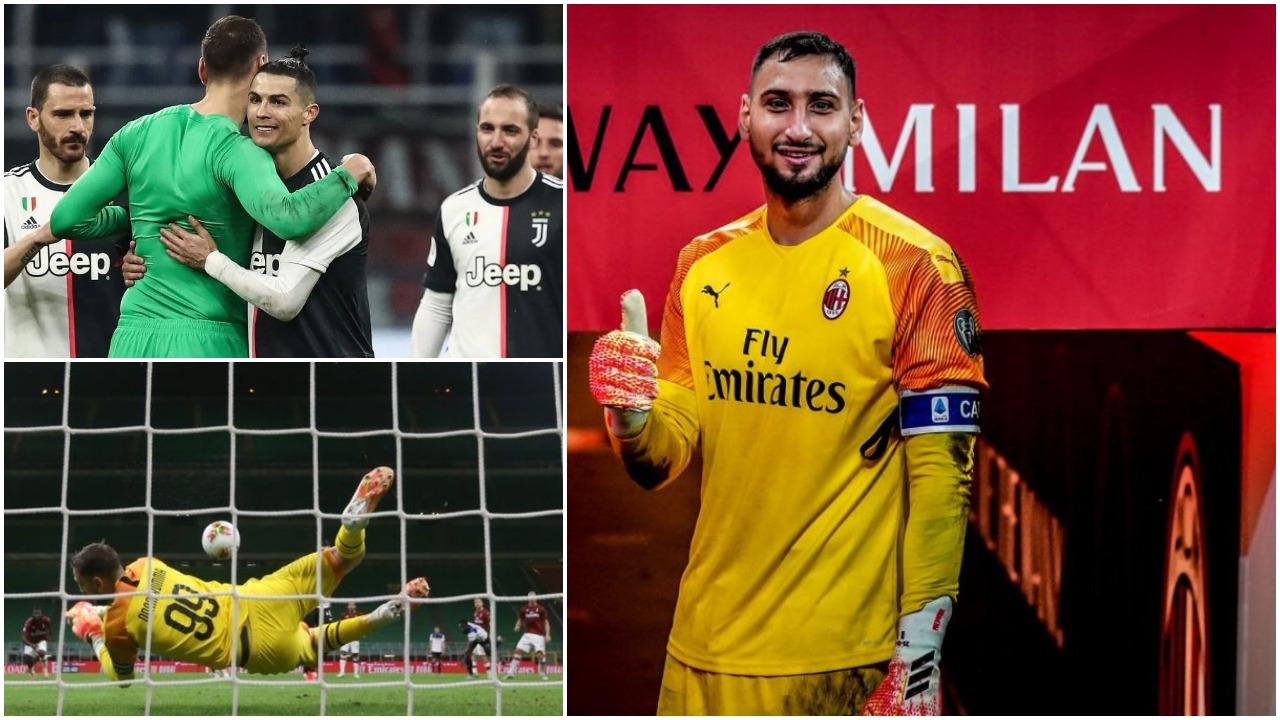 """""""Donnarumma është Ronaldo i portierëve, dua ta shoh gjithë jetën te Milani"""""""
