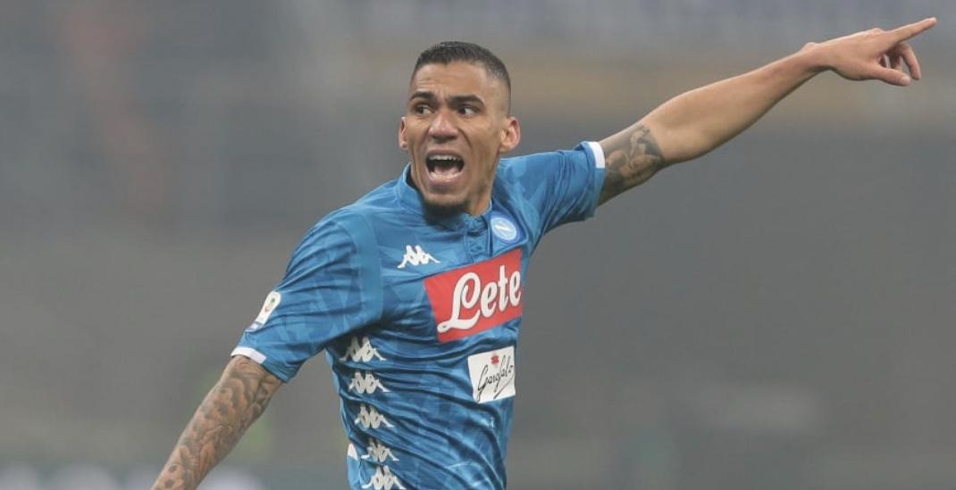 Allan kërkon kalimin në Premier League, De Laurentiis pengon marrëveshjen