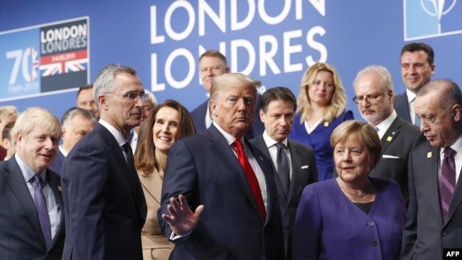 Përparësitë e politikës së jashtme të Partisë Republikane ndjekin qëndrimet e Trump
