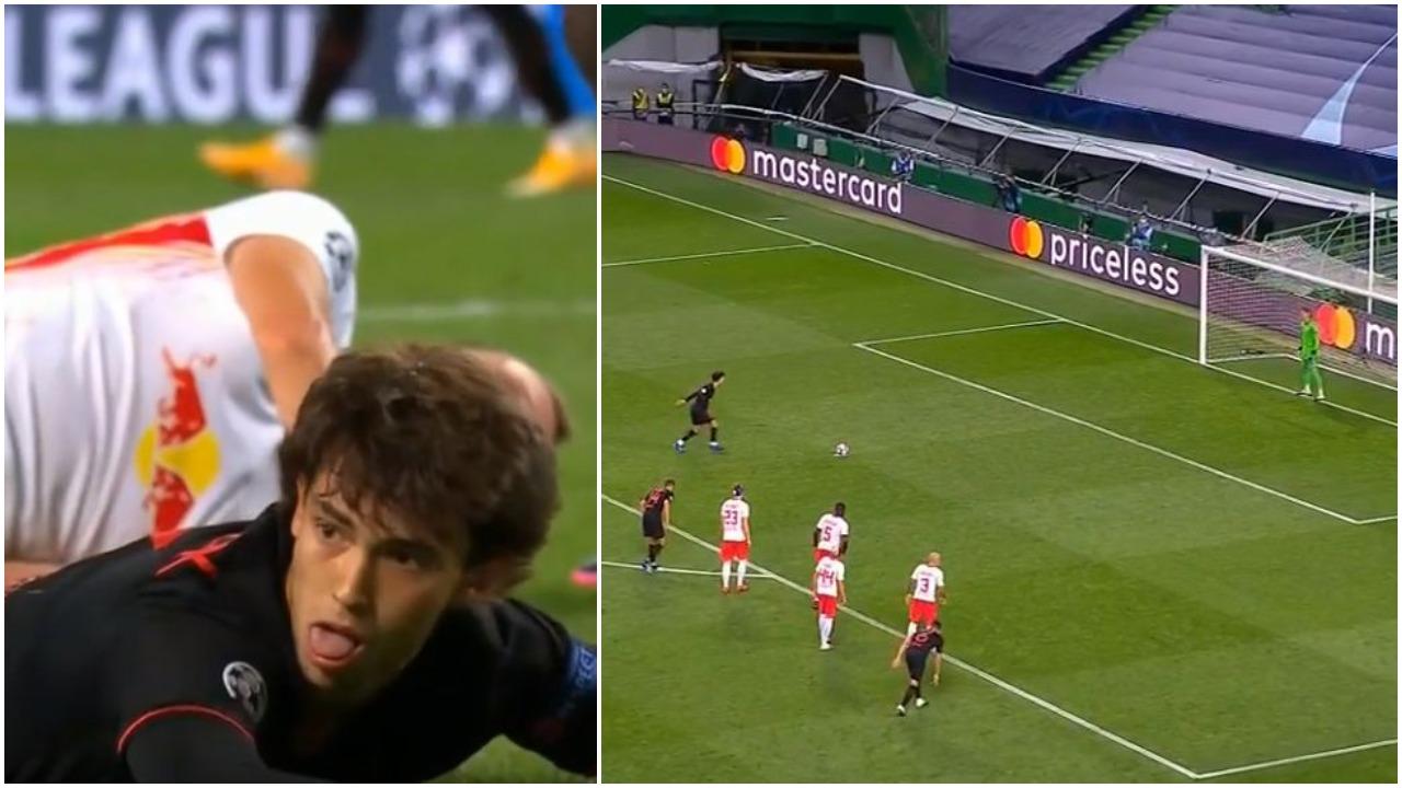 VIDEO/ Reagon Atletico Madrid, Joao Felix kthen në gol penalltinë e fituar
