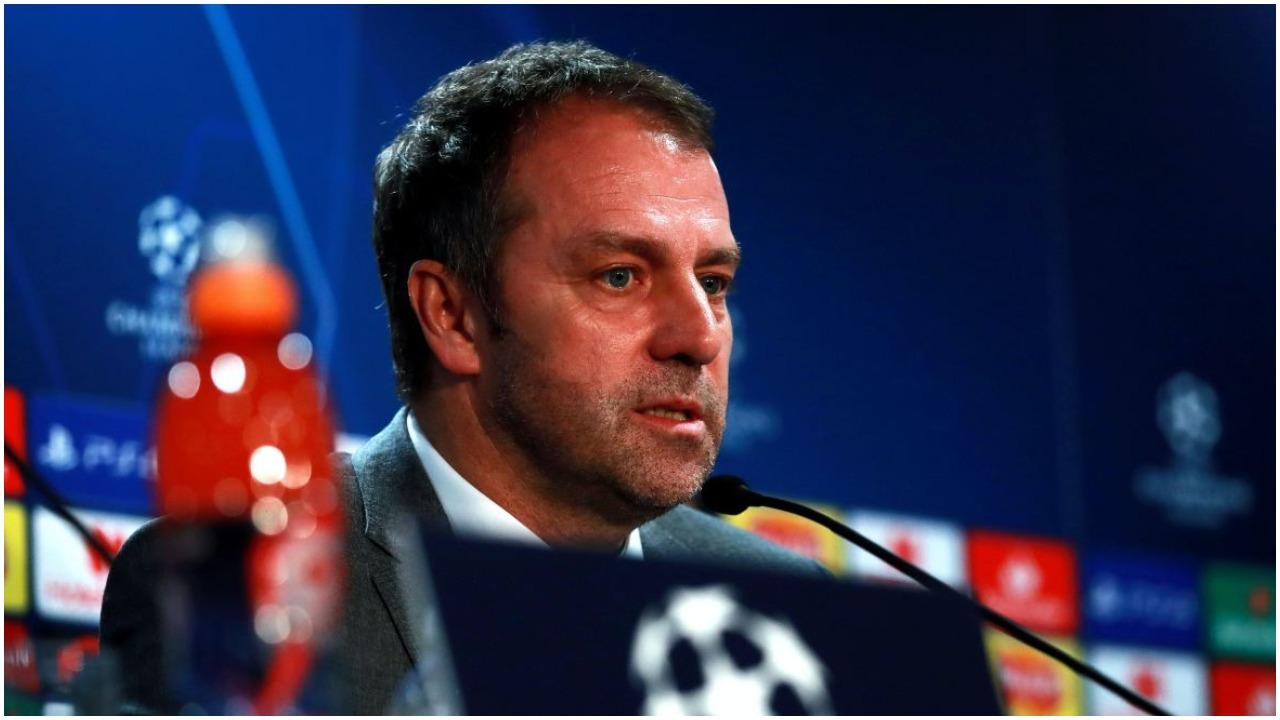 Objektivi i madh i Bayern Munchen, Flick kontakton personalisht francezin