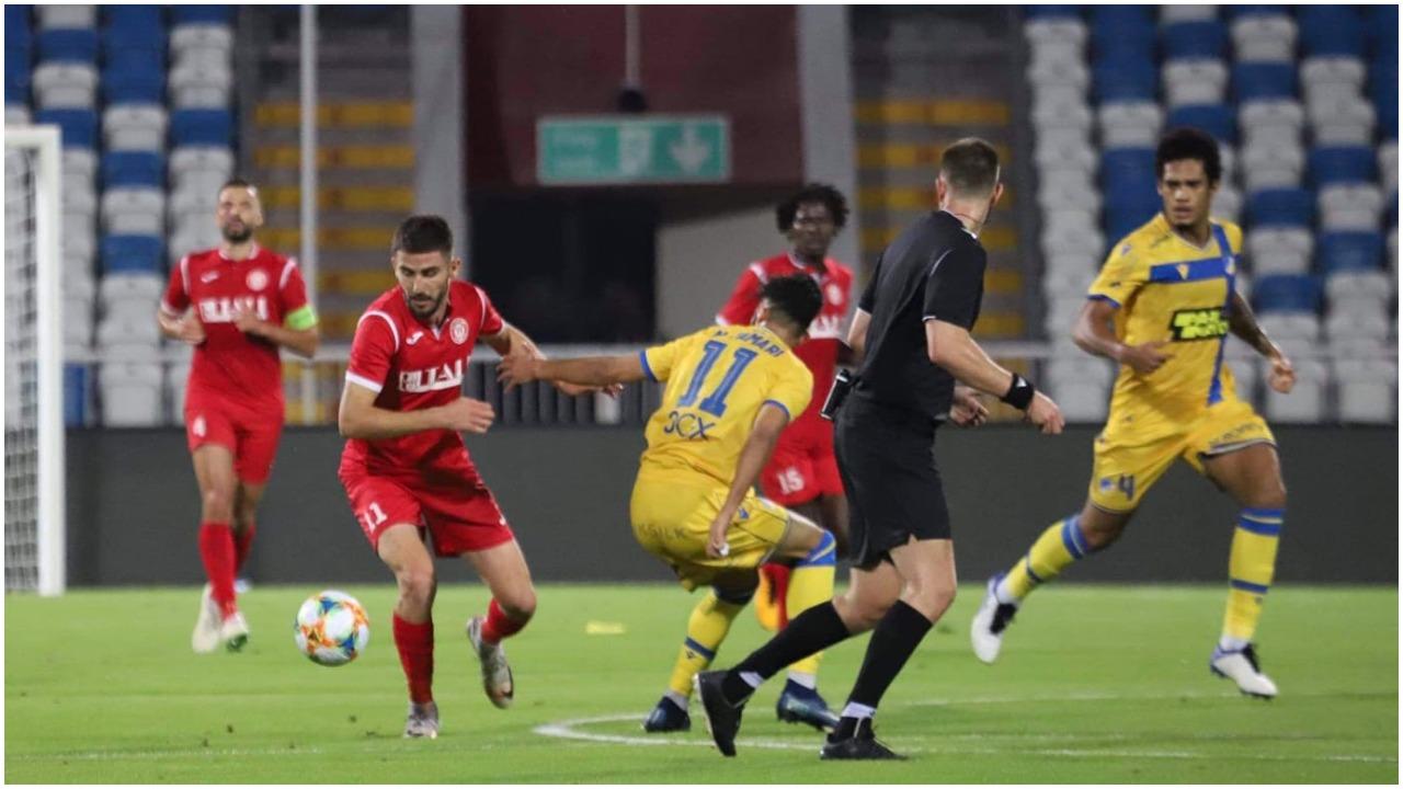 VIDEO/ APOEL shumë i fortë, Gjilani eliminohet nga Europa League
