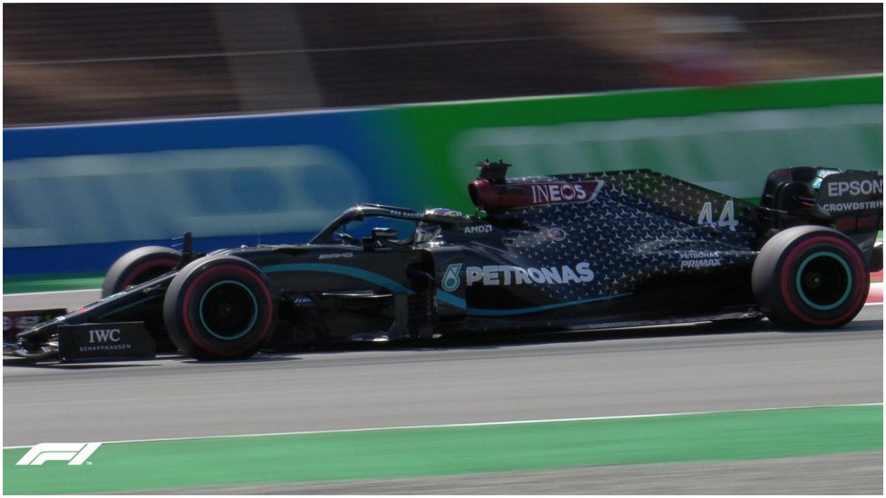 """Formula 1/ """"Pole"""" i radhës për Hamilton, super Mercedes. Zhgënjim total te Ferrari"""