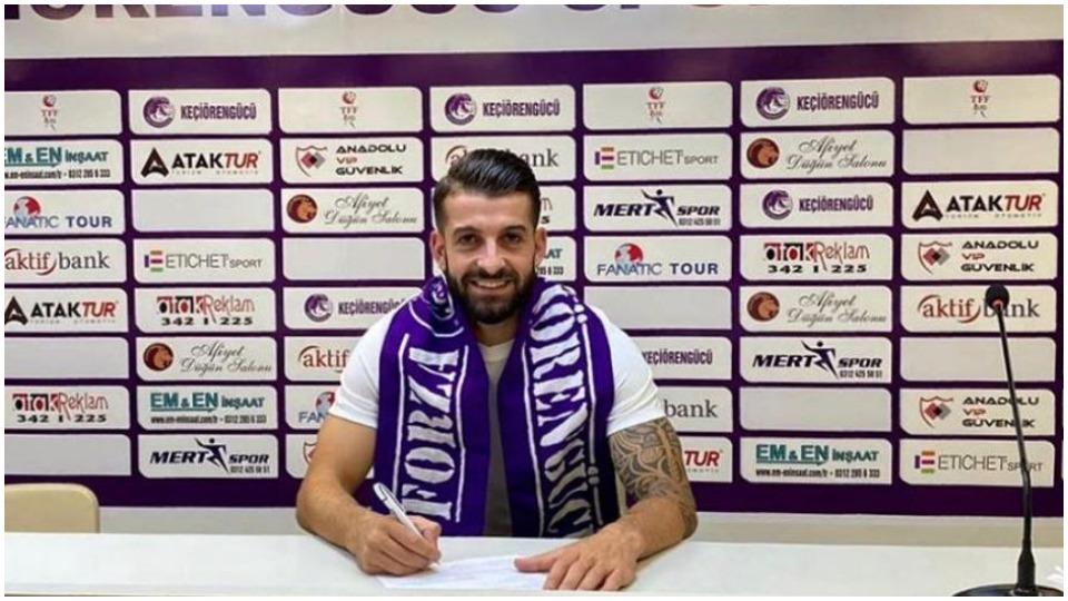 Edon Hasani transferohet në Turqi, firmos për tre vite
