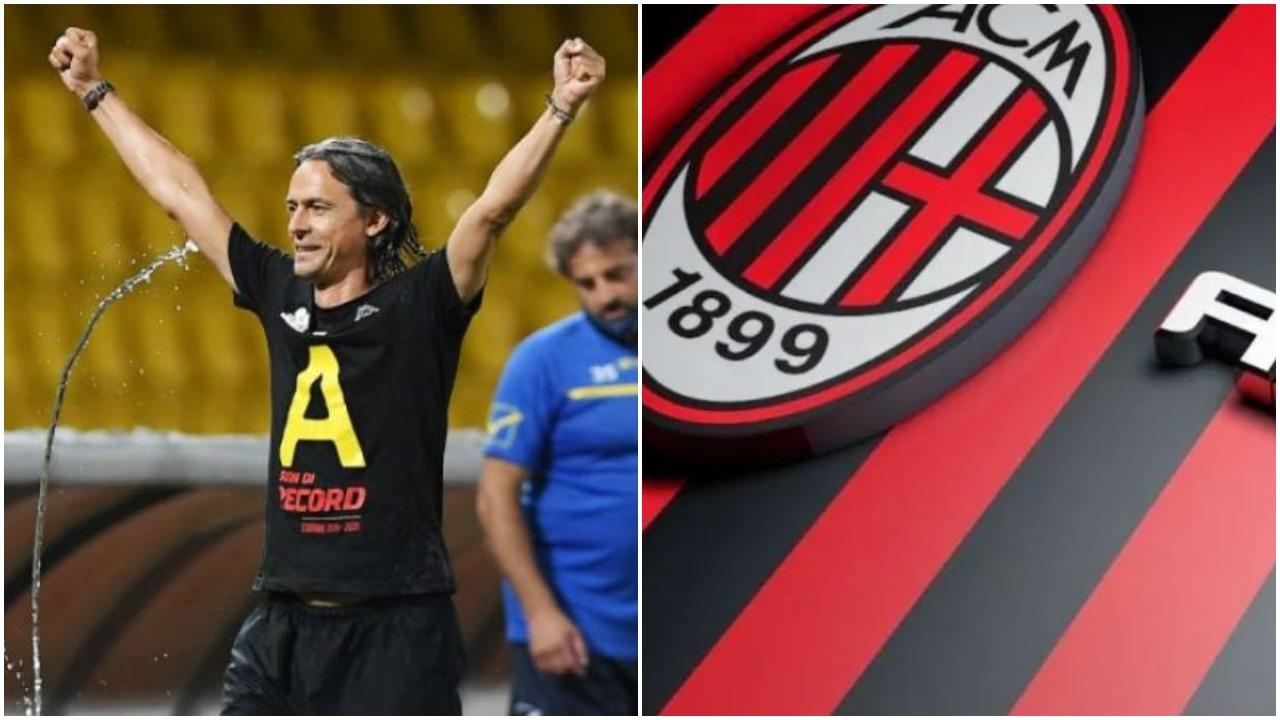 Merkato te Milani, Inzaghi kërkon lojtarin me të cilin punoi te kuqezinjtë