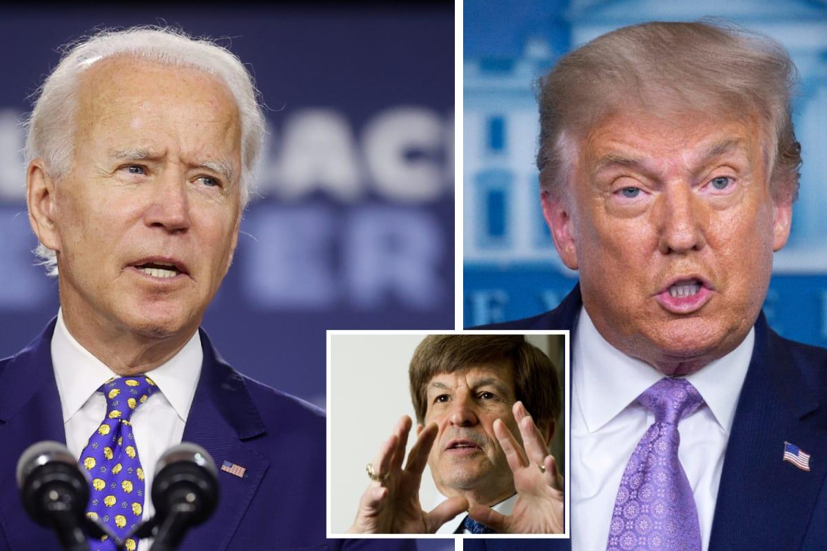 """Trump asnjë shans përballë Biden, """"orakulli"""" i zgjedhjeve godet sërish"""