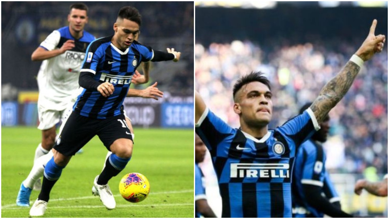"""""""Thashetheme mediash"""", agjenti i Lautaro Martinez qetëson tifozët e Interit"""