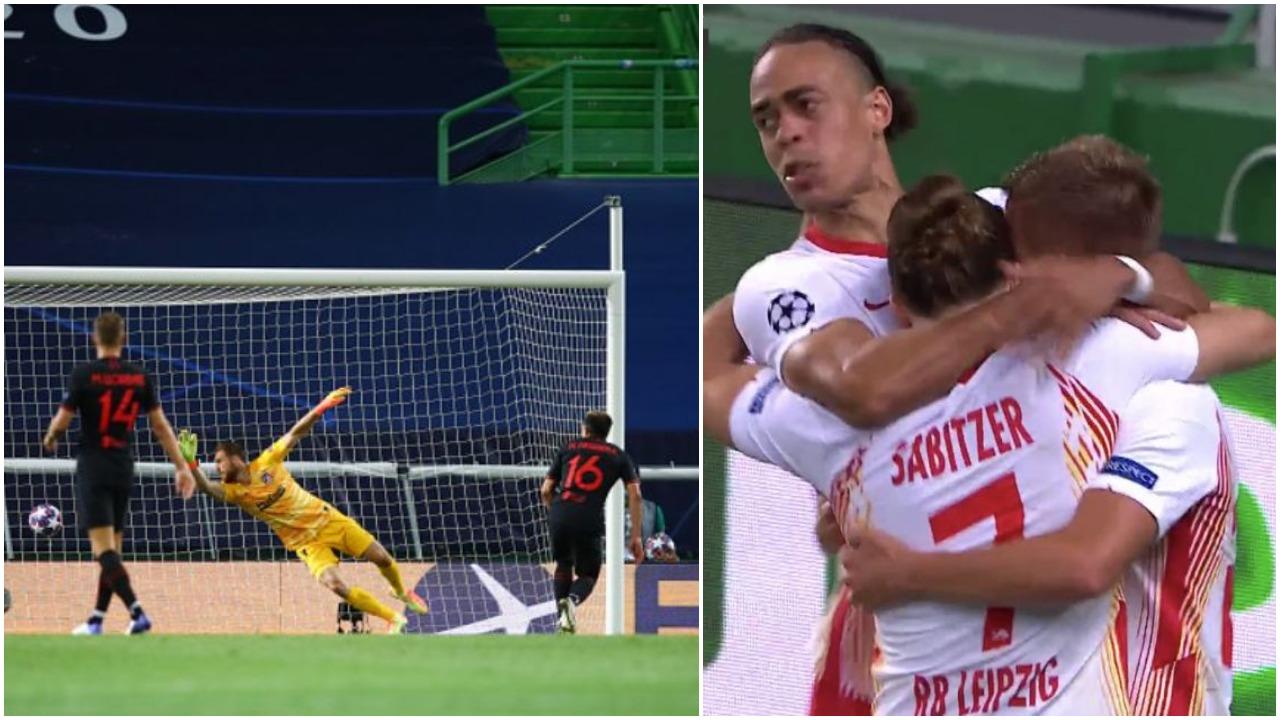 VIDEO/ Pjesa e dytë nis me gol, një spanjoll ndëshkon Atletico Madrid