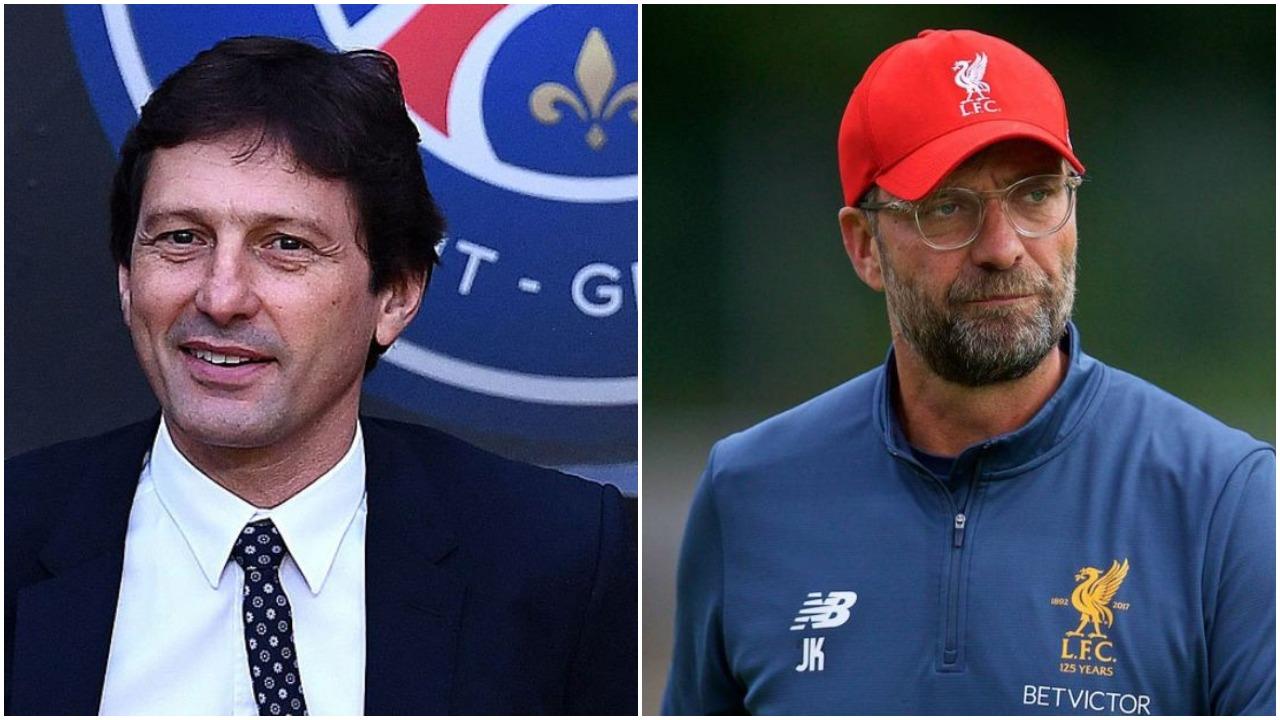 """Leonardo shqetëson Liverpool, gati të """"rrëmbejë"""" objektivin e Klopp"""