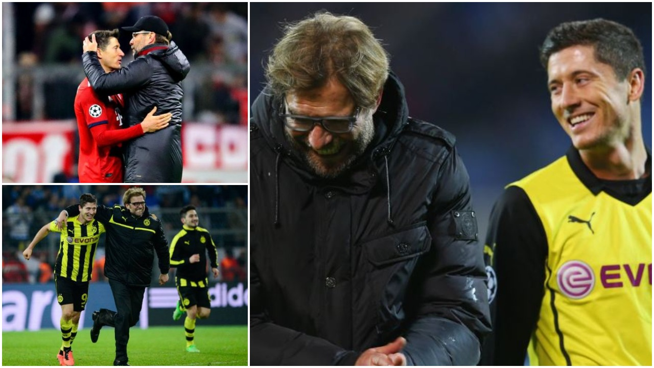 """""""Klopp trajneri më i mirë"""", Lewandowski zbulon anën e panjohur të gjermanit"""