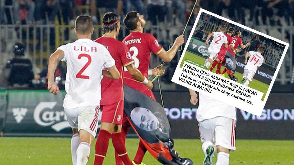 Nata e tmerrit në Beograd, Andi Lila kthehet pas në kohë: Mos ma prek flamurin! - Abc News