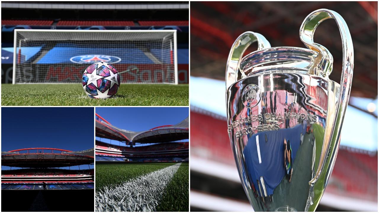 Finalja e madhe e Champions League, formacionet zyrtare të PSG-Bayern