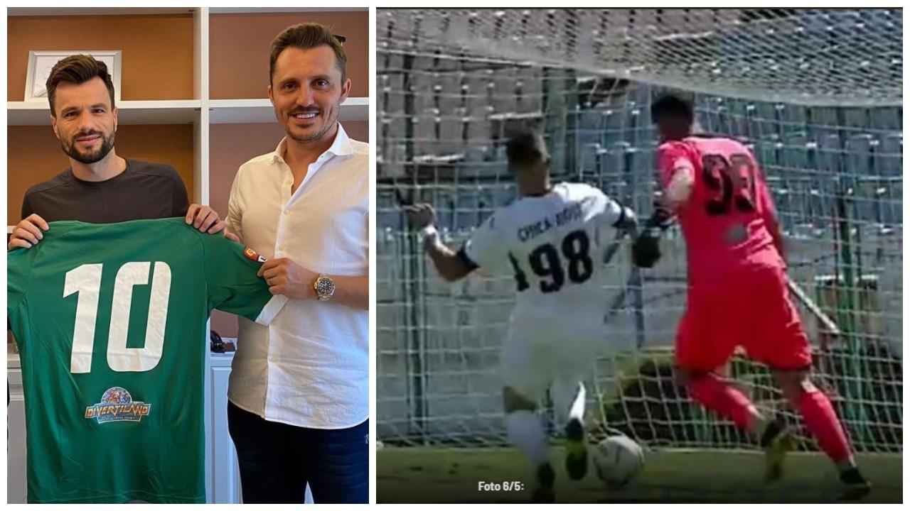 VIDEO/ Gafë e pabesueshme në Rumani, Llullaku debuton me gol
