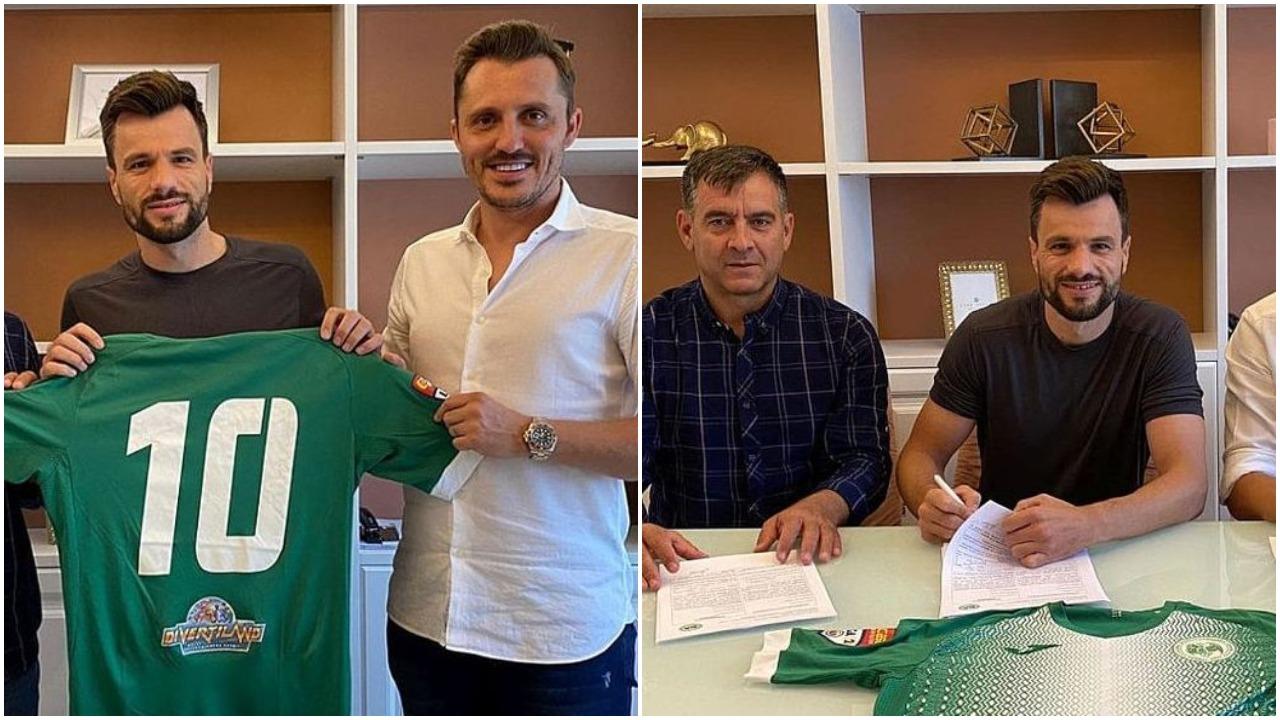 Azdren Llullaku rikthehet në Rumani, firmos me skuadrën që tenton elitën